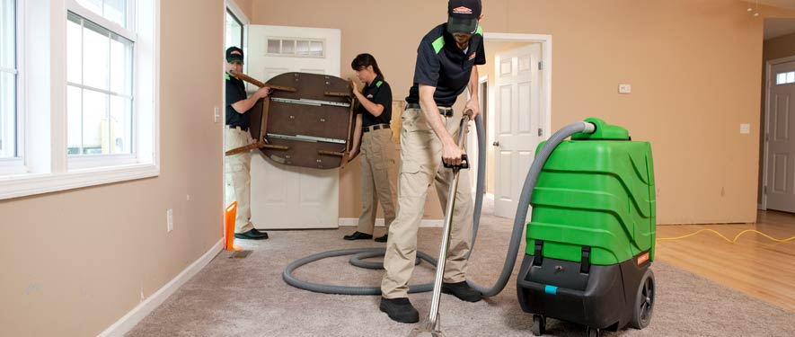 Bakersfield, CA residential restoration cleaning